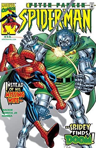 Peter Parker: Spider-Man (1999-2003) #15