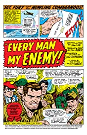Sgt. Fury and His Howling Commandos (1963-1974) #25