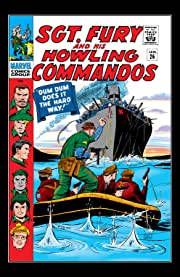 Sgt. Fury and His Howling Commandos (1963-1974) #26