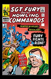 Sgt. Fury and His Howling Commandos (1963-1974) #27