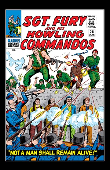 Sgt. Fury and His Howling Commandos (1963-1974) #28