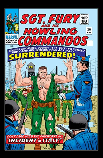 Sgt. Fury and His Howling Commandos (1963-1974) #30