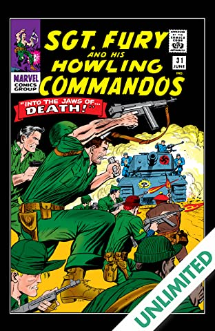 Sgt. Fury and His Howling Commandos (1963-1974) #31