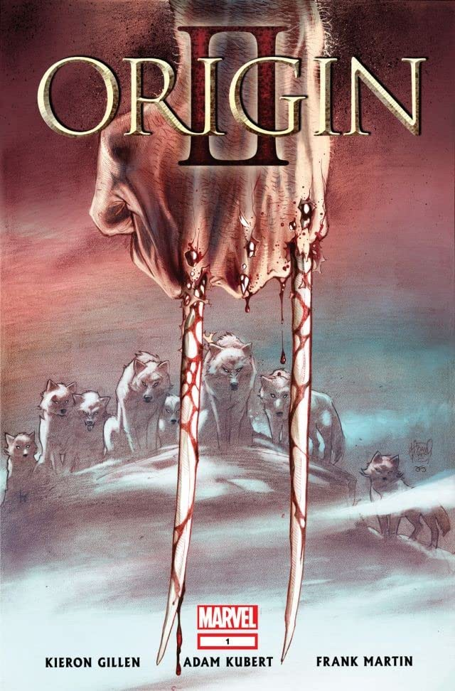 Origin II #1 (of 5)