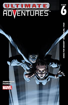 Ultimate Adventures (2002-2004) #6 (of 6)