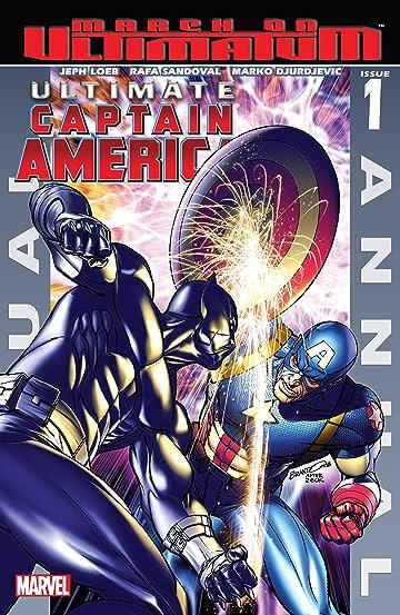 Ultimate Captain America Annual (2008) #1