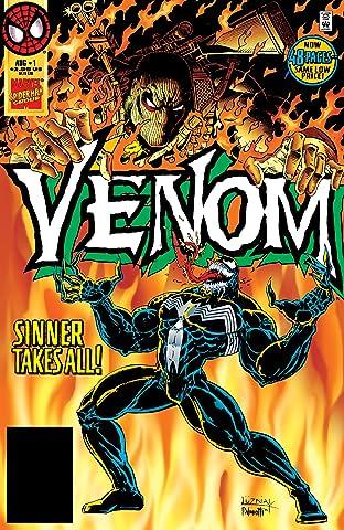Venom: Sinner Takes All (1995) #1 (of 5)