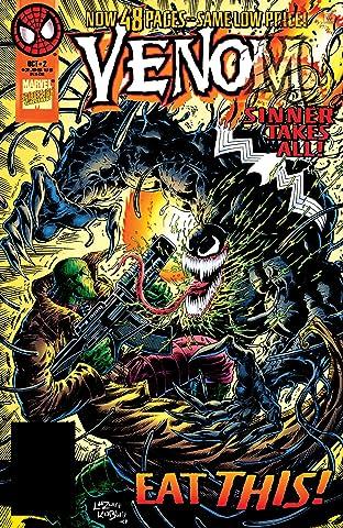 Venom: Sinner Takes All (1995) #2 (of 5)