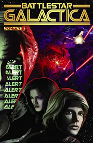 Classic Battlestar Galactica Vol. 2 #8: Digital Exclusive Edition