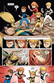 Wolverine and Power Pack (2008-2009) #1 (of 4)