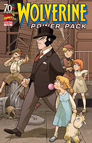 Wolverine and Power Pack (2008-2009) No.3 (sur 4)
