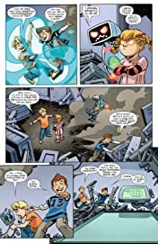 Wolverine and Power Pack (2008-2009) #3 (of 4)
