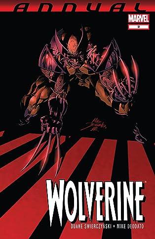 Wolverine Annual: Roar (2008) #2