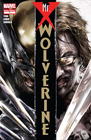 Wolverine: Mr. X (2010) No.1
