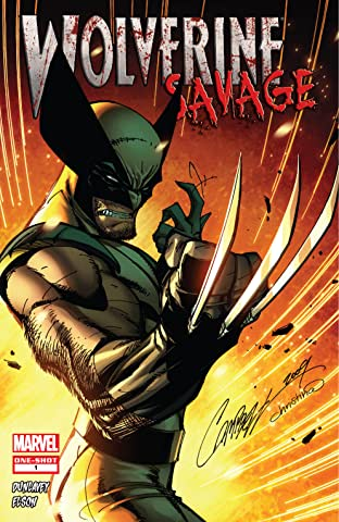 Wolverine: Savage (2010) No.1