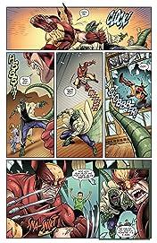 Wolverine: Savage (2010) #1