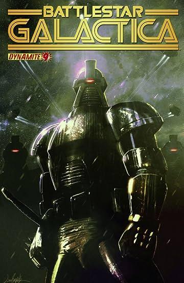 Classic Battlestar Galactica Vol. 2 #9: Digital Exclusive Edition