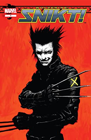 Wolverine: Snikt! (2003) #1 (of 5)