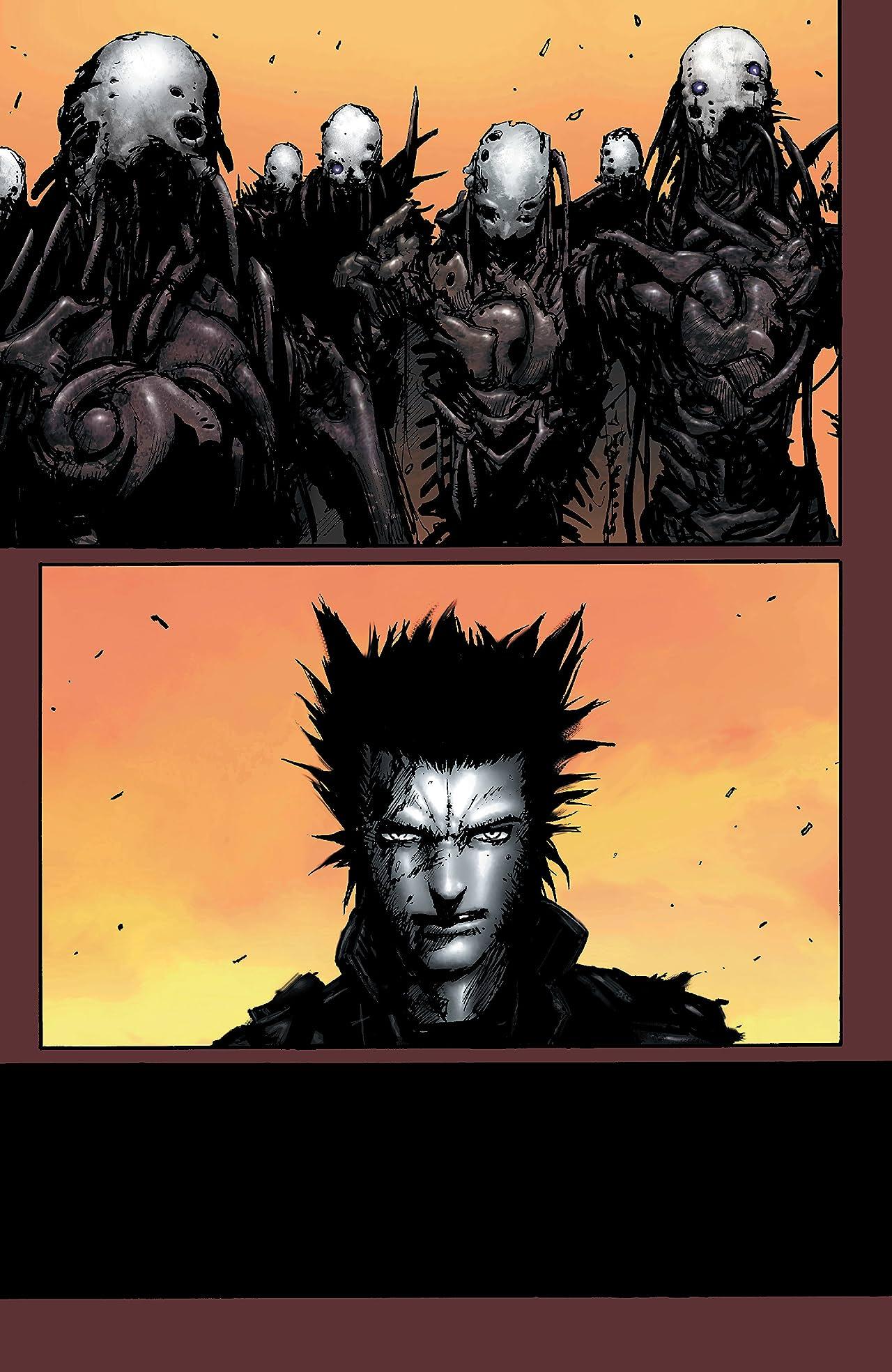 Wolverine: Snikt! (2003) #1