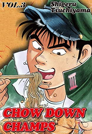 CHOW DOWN CHAMPS Tome 3