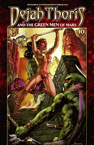 Dejah Thoris and the Green Men of Mars #10 (of 12)