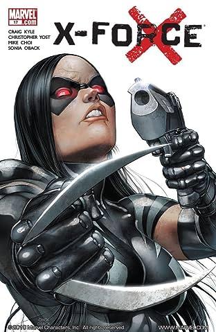 X-Force (2008-2012) #17