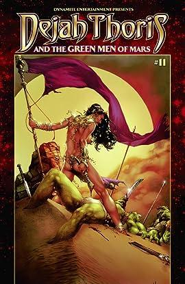 Dejah Thoris and the Green Men of Mars #11 (of 12)