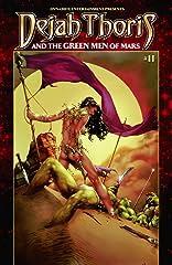 Dejah Thoris and the Green Men of Mars #11