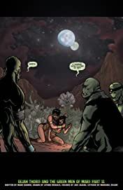 Dejah Thoris and the Green Men of Mars #11 (of 12)