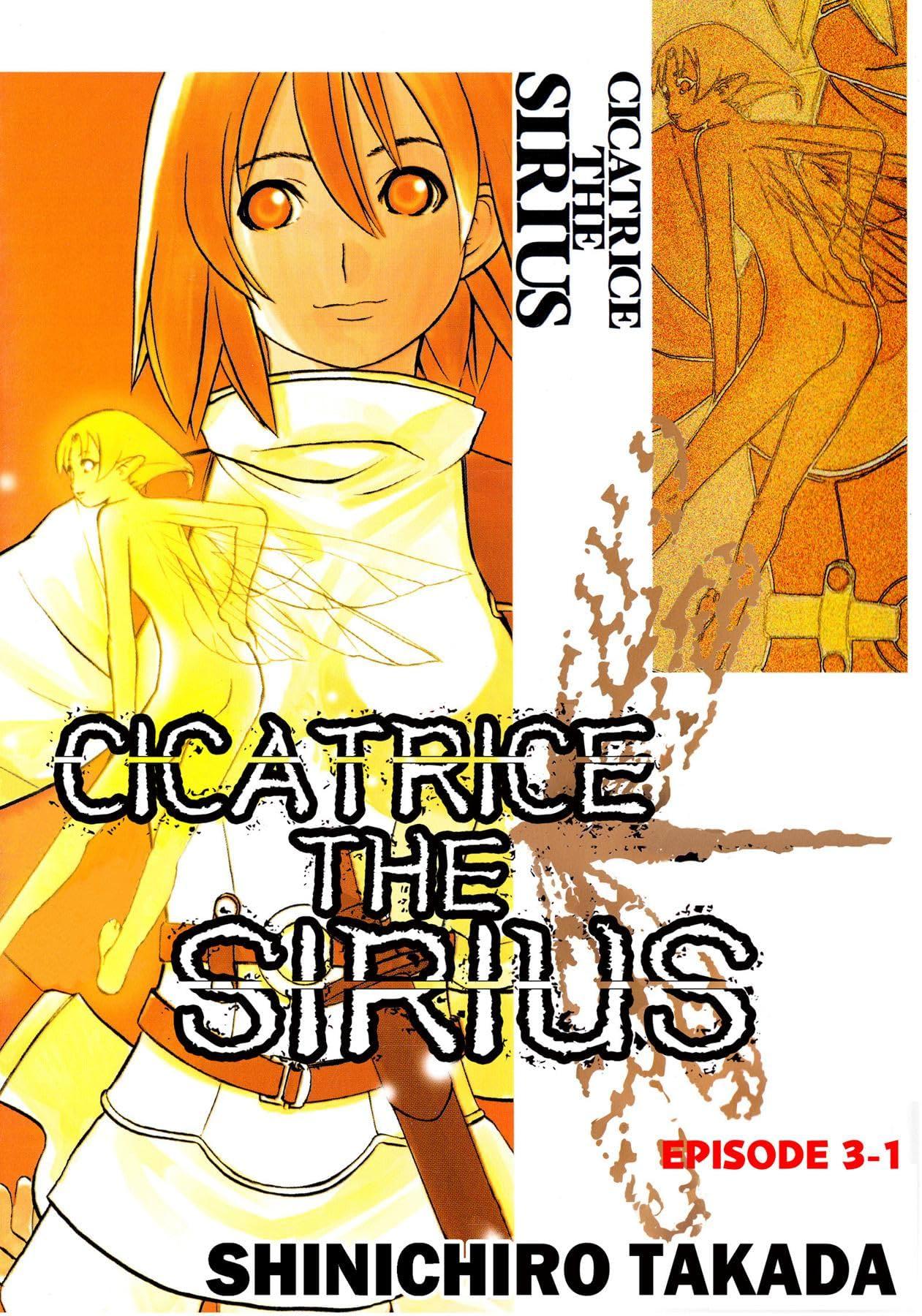 CICATRICE THE SIRIUS #15