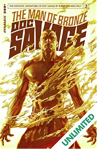 Doc Savage #2: Digital Exclusive Edition