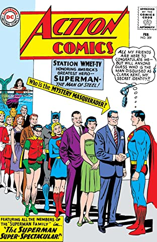 Action Comics (1938-2011) No.309