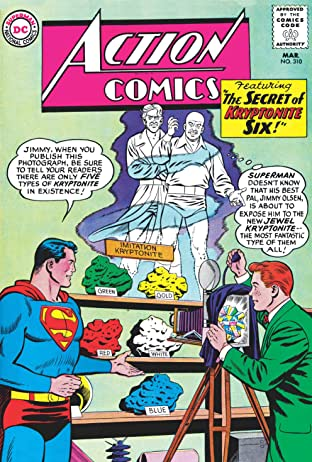 Action Comics (1938-2011) No.310
