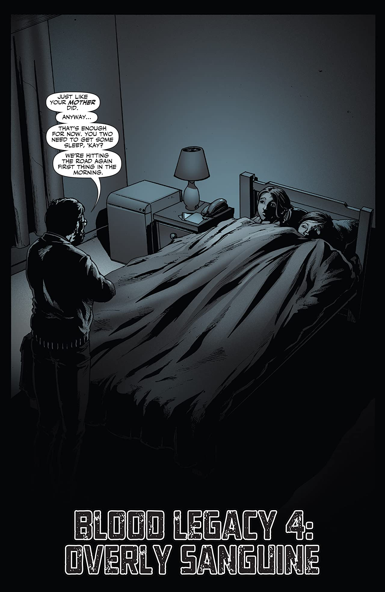 Garth Ennis' Jennifer Blood #34