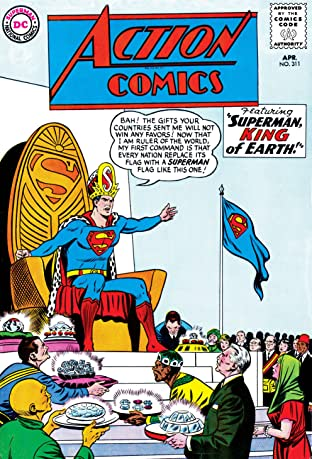 Action Comics (1938-2011) No.311