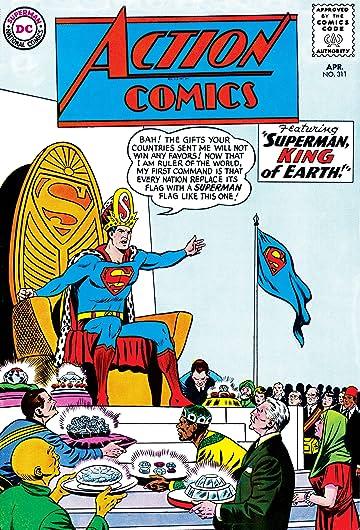 Action Comics (1938-2011) #311