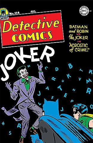 Detective Comics (1937-2011) #114