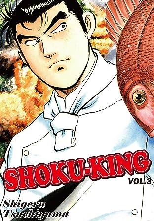 SHOKU-KING Tome 3