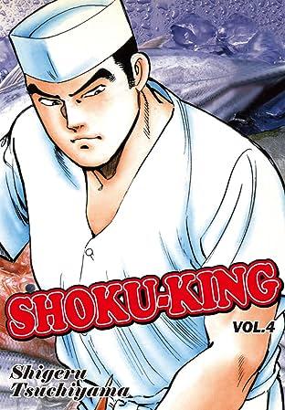 SHOKU-KING Tome 4