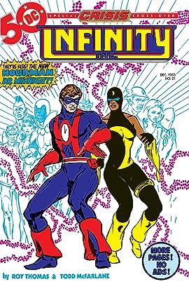 Infinity, Inc. (1984-1988) #21