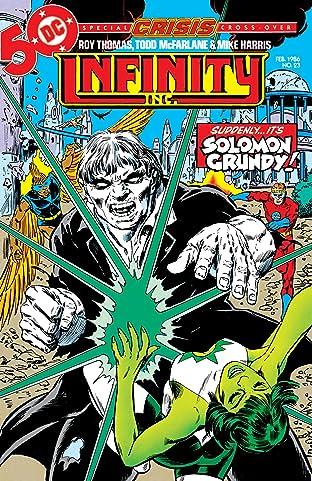 Infinity, Inc. (1984-1988) #23