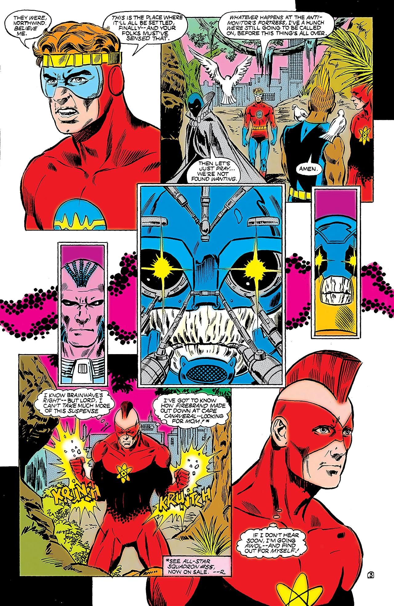 Infinity, Inc. (1984-1988) #24