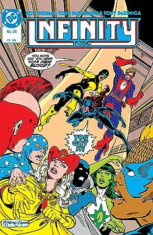 Infinity, Inc. (1984-1988) #25