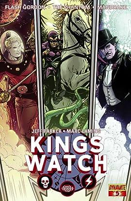Kings Watch #5 (of 5): Digital Exclusive Edition