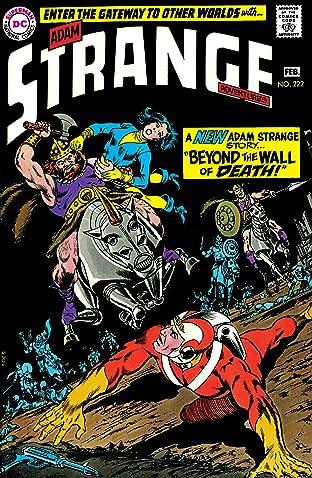Strange Adventures (1950-1973) #222