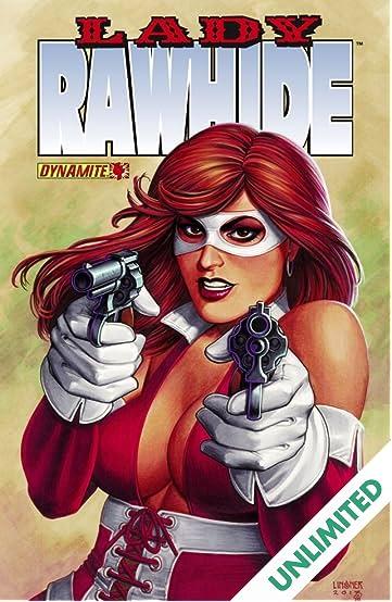 Lady Rawhide #4 (of 5)