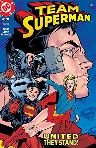 Team Superman (1999) No.1