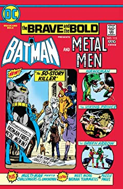 The Brave and the Bold (1955-1983) #113