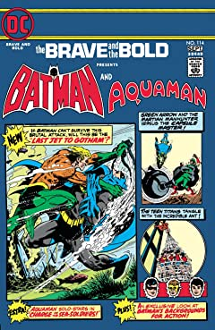 The Brave and the Bold (1955-1983) #114