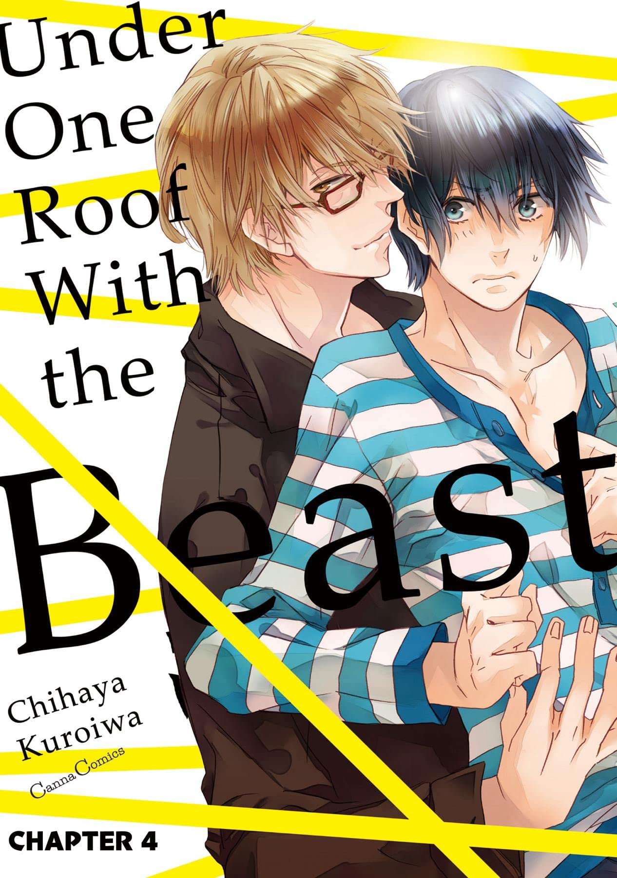 Under One Roof With the Beast (Yaoi Manga) #4
